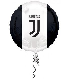 """Pallone Foil 17"""" - 43 cm Juventus 1 pz"""