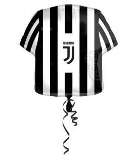 """Pallone foil Supershape 24"""" - 60 cm Maglietta Juventus 1 pz"""