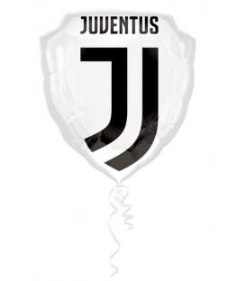 Pallone foil Supershape 63 x 68 cm Scudetto Juventus 1 pz