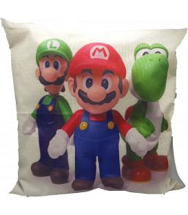 Cuscino Super Mario