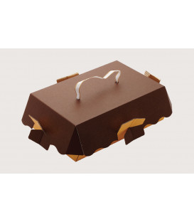 Cake Bag 27 x 42 cm 10 Pz
