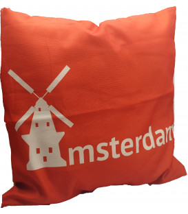 Cuscino Amsterdam Arancione