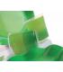 Bicchieri di Plastica Bicolore Verde - Verde Scuro 250 cc