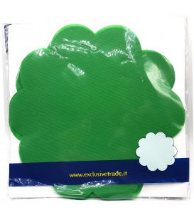 Tovagliette in TNT Smerlate Verde Prato 35 cm