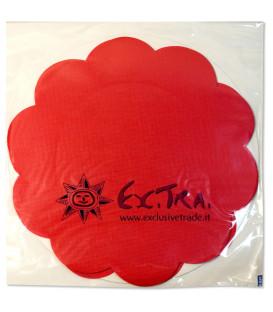 Tovagliette in TNT Smerlate Rosso 35 cm