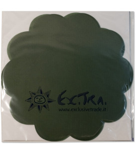 Tovagliette in TNT Smerlate Verde scuro 35 cm
