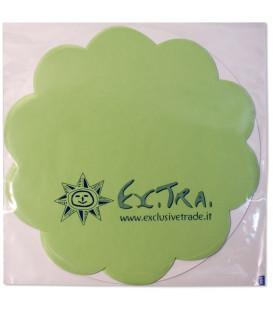 Tovagliette in TNT Smerlate Verde chiaro 35 cm