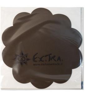 Tovagliette in TNT Smerlate Marrone cioccolato 35 cm