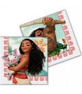 Tovaglioli 33 x 33 cm Oceania Disney Moana 3 confezioni