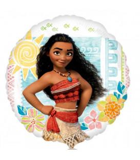 """Pallone Mylar 18"""" 45 cm Oceania Disney Moana 1 Pz"""