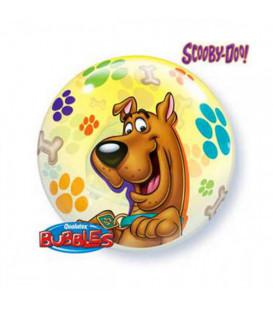 "Palloncino Scooby Doo Bubble Balloon 22"" - 56 cm 1 Pz"