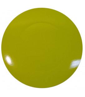 Sottopiatto Piano Verde Lime 34 cm 4 Pz
