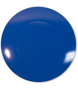Sottopiatto Piano Blu Cobalto 34 cm 4 Pz