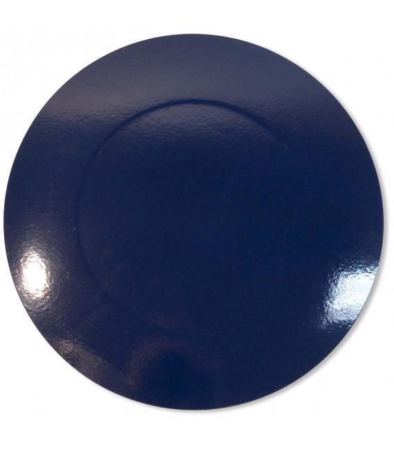 Sottopiatto Piano Blu 34 cm 4 Pz