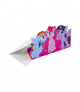 Inviti MY LITTLE PONY 8 Pz