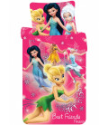 Lenzuola Disney Fairies letto singolo