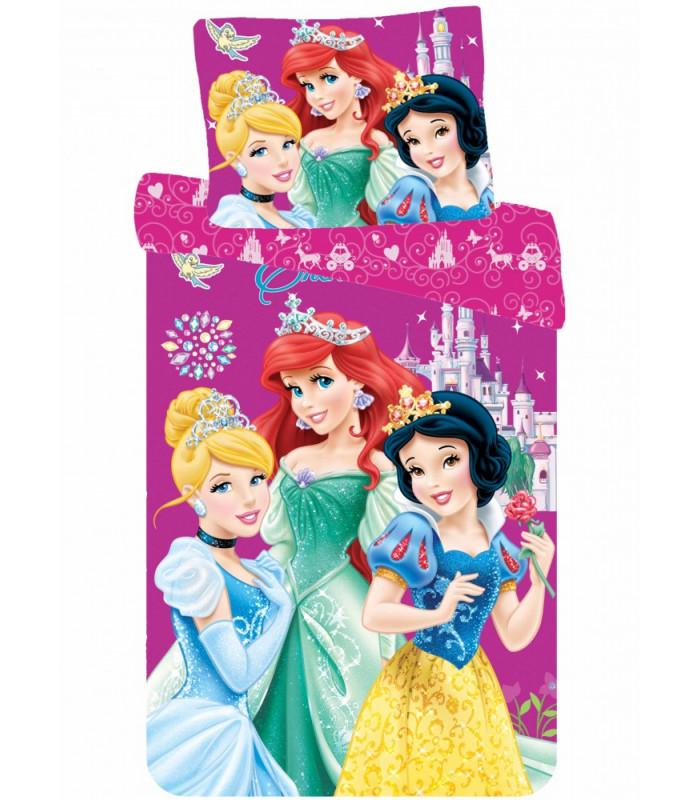 Lenzuola Disney Princess Letto Singolo
