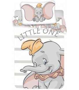 Lenzuola Disney Dumbo letto piccolo