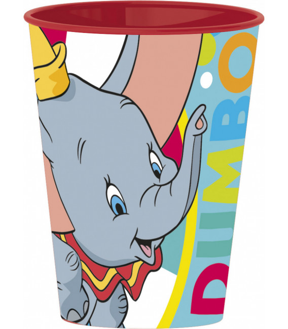 Bicchiere Disney Dumbo 260 ml 1 Pz