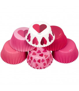 Cupcake Pirottini Be Mine 150 Pz Wilton