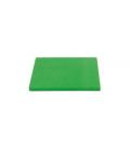 Sottotorta Vassoio Rigido Quadrato Verde H 1,2 cm