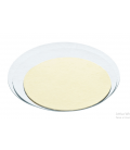 Sottotorta - Vassoio Tondo Double Face Oro - Argento 16 cm - 12 Pz