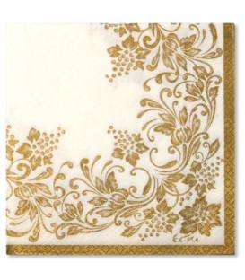 Tovaglioli Noblesse Oro 33 x 33 cm 3 confezioni