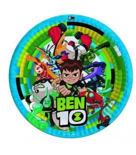 Piatto 18cm Ben Ten