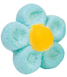 Marshmallow Margherite Azzurre