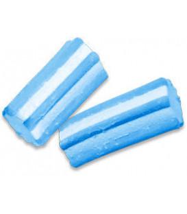 Marshmallow a righe Blu 1Kg