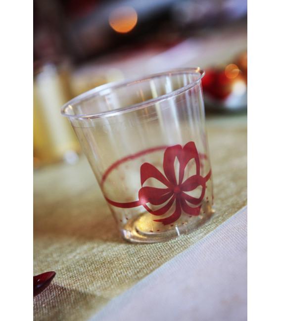 Bicchieri di Plastica Greetings 300 cc