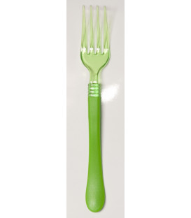 Forchette Linea Clear Head Verde