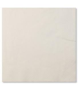 Tovaglioli 3 Veli Bianco 3 confezioni 40x40 cm