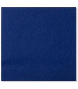 Tovaglioli 3 Veli Blu Notte 3 confezioni 40x40 cm