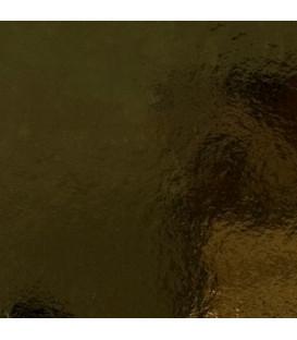 Sottopiatto Piano con alberelli Oro lucido 34 cm 4 Pz