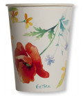 Bicchieri di Carta Papaveri Poppy 250 cc 3 Confezioni