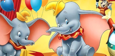 Kit per festa Dumbo
